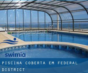 Piscina coberta em Federal District