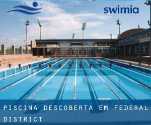 Piscina descoberta em Federal District