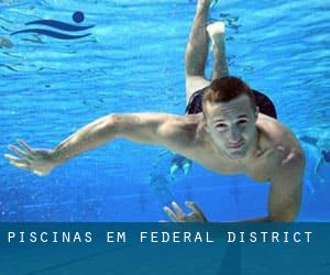 Piscinas em Federal District